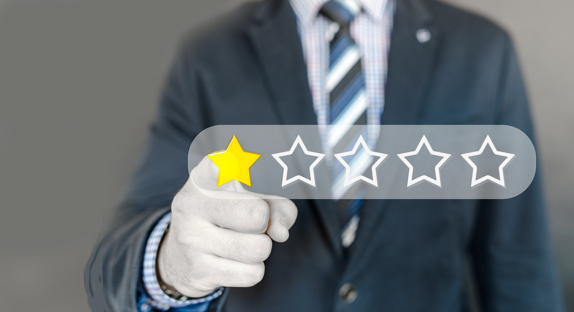 Google reviews stars